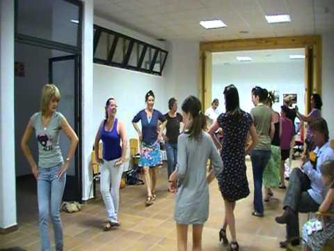 El fandango de Almonaster – Baile intercultural