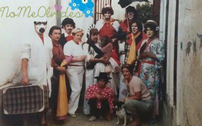 II Charlotada. Año 1983.