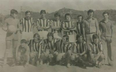 Equipo de fútbol de Almonaster