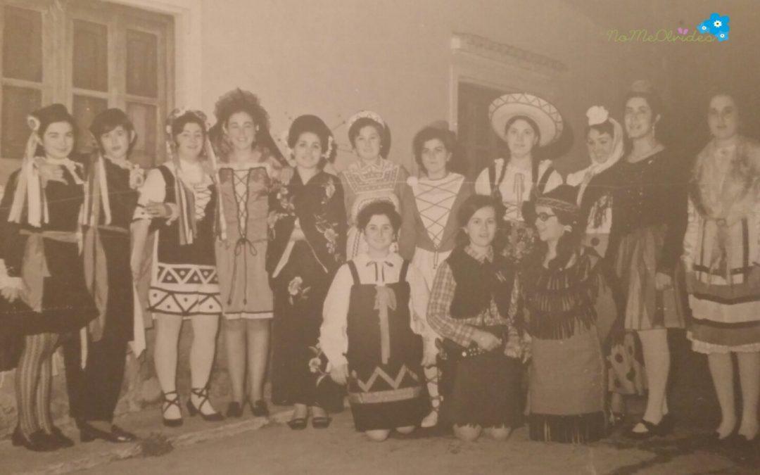 Carnaval en el antiguo cine