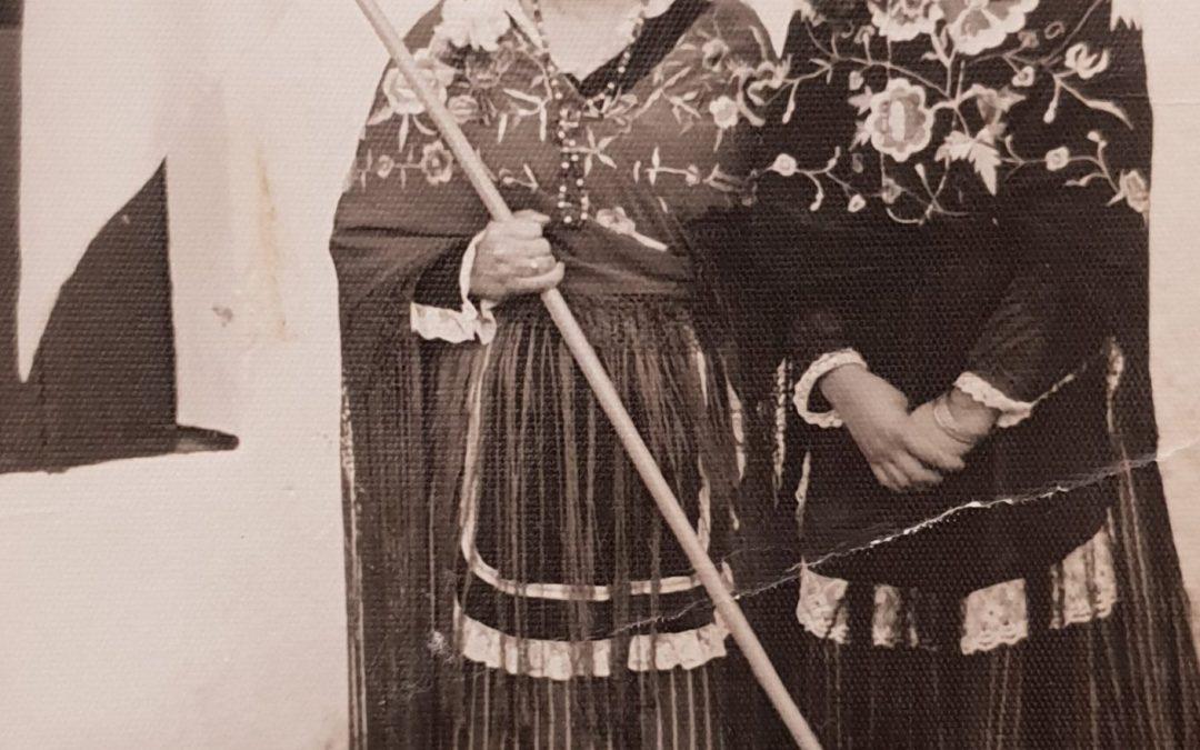 Mayordoma y diputada de Aguafría