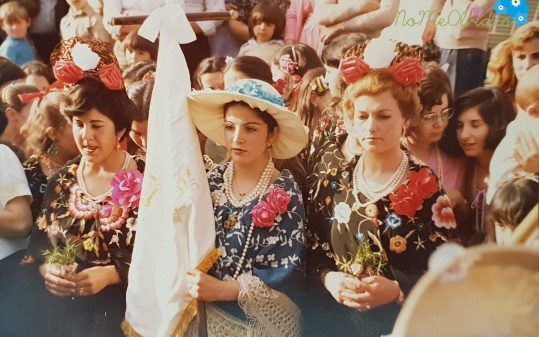 Mayordoma y diputadas de las Veredas 1979