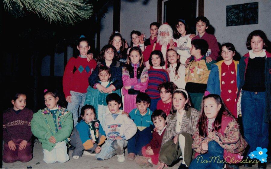 Niños navidad 1991